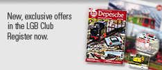 New, exclusive offers in the LGB Club. Register now.