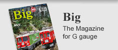 The new magazine for G gauge